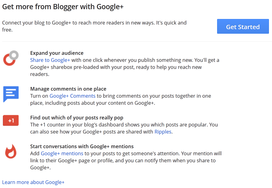 add Google Authorship to Blogger blog