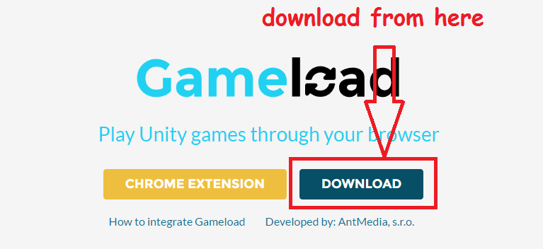 download gameload software