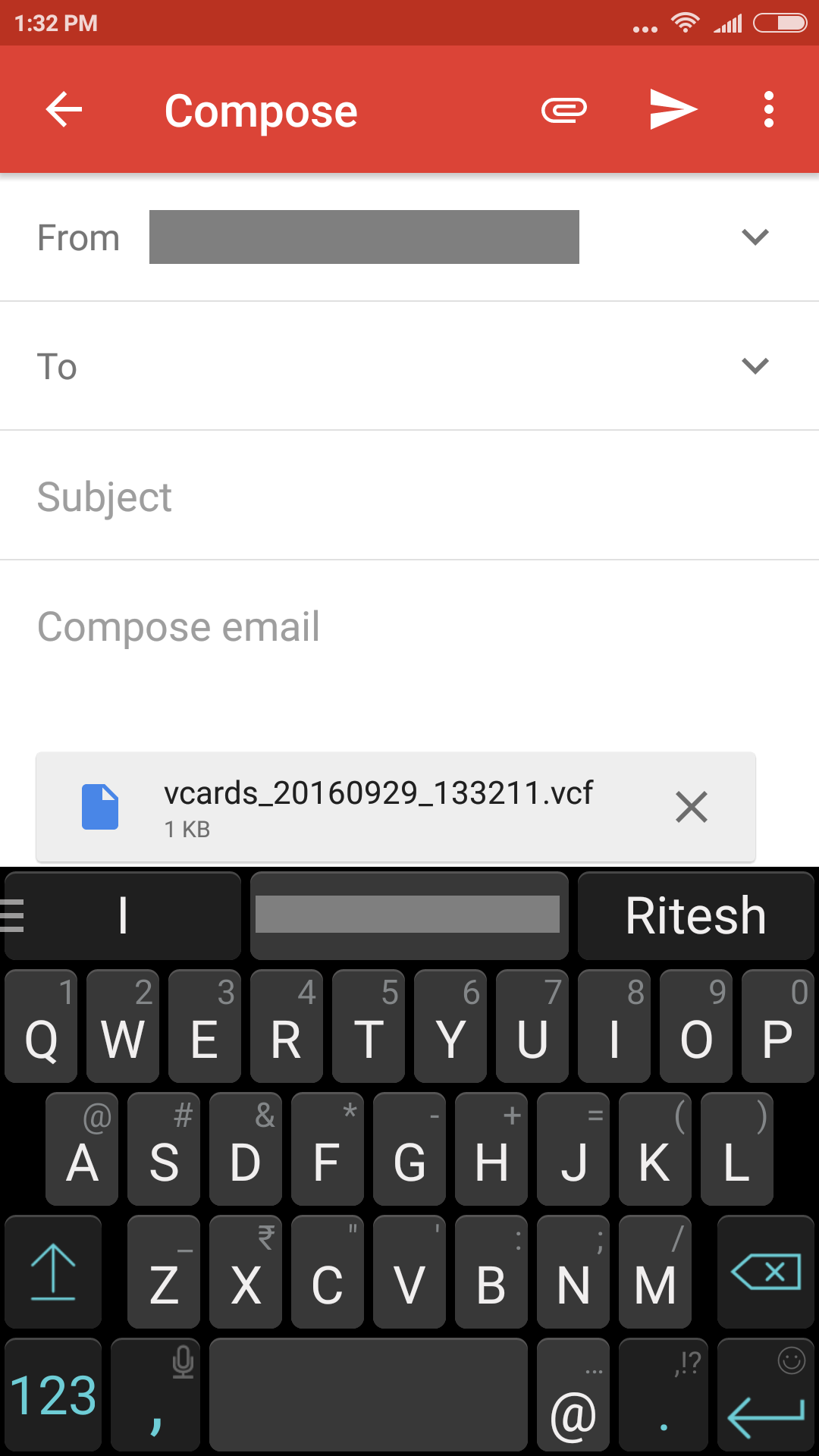 move contacts from one android phone to another
