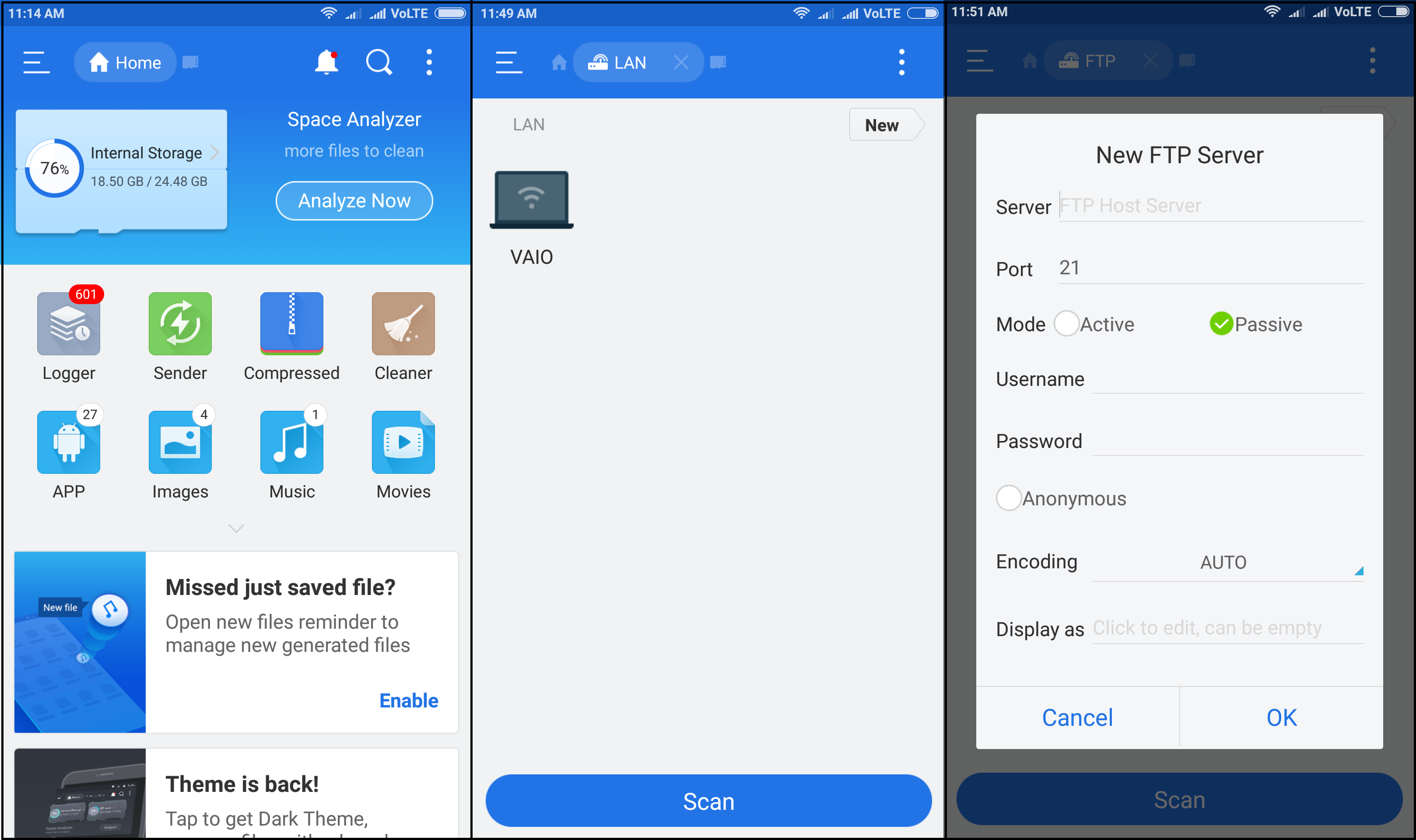 4 best file manager apps for android phones