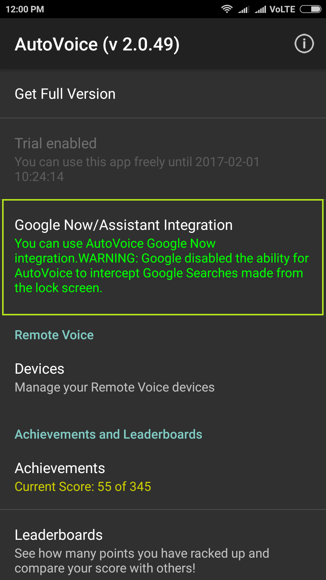 How to turn on computer using Google Now in Android phone