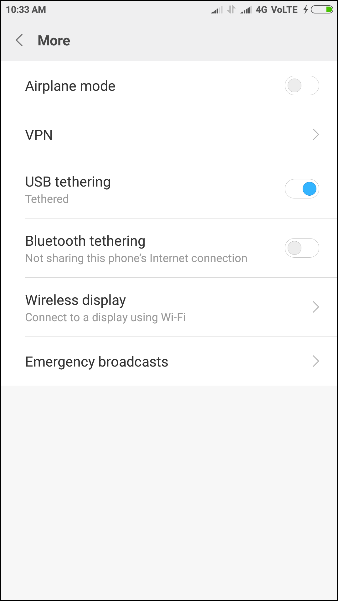 About wi-fi connection - about a mobile phone