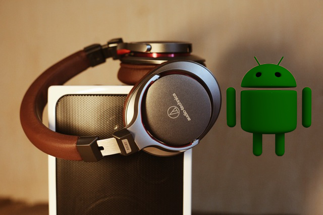 use android phone as speaker for pc