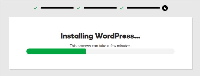 install wordpress in godaddy managed wordpress hosting